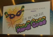 "NATIVITY CATHOLIC SCHOOL FUNDRAISER: ""MARDI GRAS"""